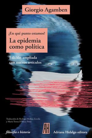 EPIDEMIA COMO POLÍTICA, LA
