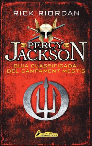 PERCY JACKSON - GUIA CONFIDENCIAL DEL CAMPAMENT MÉSTIS