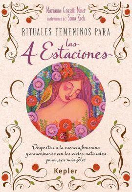 RITUALES FEMENINOS PARA LAS CUATRO ESTACIONES