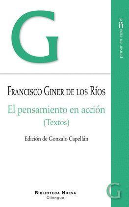 PENSAMIENTO EN ACCIÓN, EL (TEXTOS)