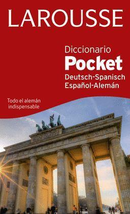 DICCIONARIO POCKET DEUTSCH - SPANISCH / ESPAÑOL - ALEMÁN