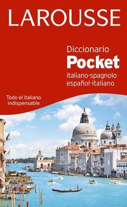 DICCIONARIO POCKET ESPAÑOL - ITALIANO / ITALIANO - SPAGNOLO