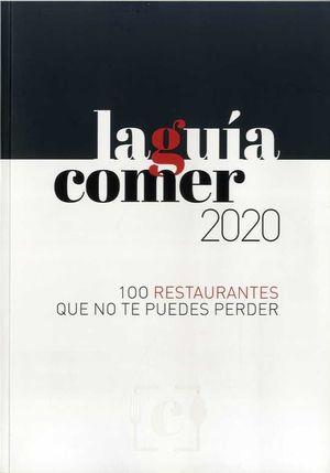 GUÍA COMER 2020, LA