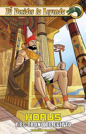 HORUS Y EL TRONO DE EGIPTO