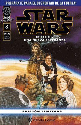 STAR WARS EPISODIO IV - UNA NUEVA ESPERANZA - SEGUNDA PARTE