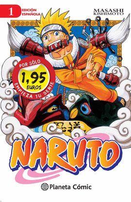NARUTO Nº 01
