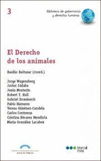 DERECHO DE LOS ANIMALES, EL