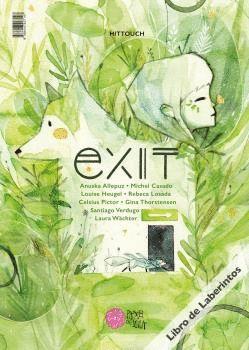 EXIT (LIBRO DE LABERINTOS)