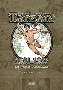 TARZAN 1931-1937: LAS PAGINAS DOMINICALES