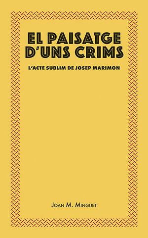 PAISATGE D'UNS CRIMS, EL