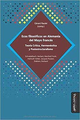 ECOS FILOSOFICOS EN ALEMANIA DEL MAYO FRANCES