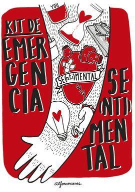 SE(NTI)MENTAL (PACK-KIT DE EMERGENCIA)
