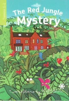 RED JUNGLE MYSTERY, THE. TWEENS 1-2