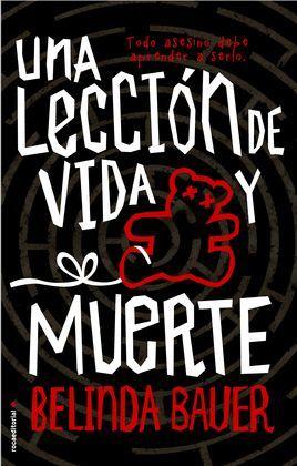 LECCIÓN DE VIDA Y MUERTE, UNA