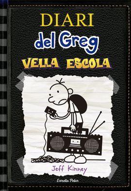 DIARI DEL GREG 10 - VELLA ESCOLA