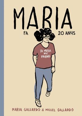 MARIA COMPLEIX 20 ANYS