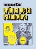 CRÍTICA DE LA RAZÓN PURA (MANGA)
