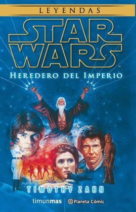 STAR WARS: HEREDERO DEL IMPERIO