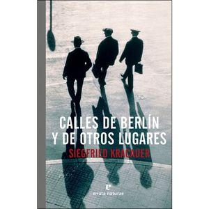 CALLES DE BERLÍN Y DE OTRAS CIUDADES