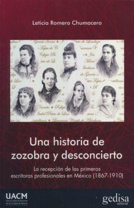 HISTORIA DE ZOZOBRA Y DESCONCIERTO, UNA