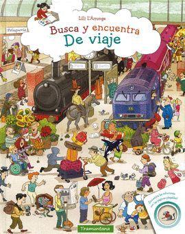BUSCA Y ENCUENTRA DE VIAJE