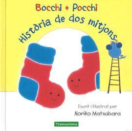 HISTÒRIA DE DOS MITJONS. BOCCHI + POCCHI