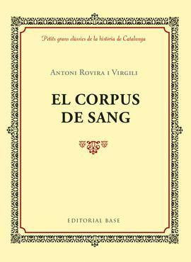 CORPUS DE SANG, EL