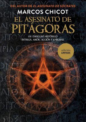 PACK REGALO EL ASESINATO DE PITÁGORAS/ LA HERMANDAD