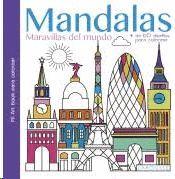 MANDALAS +60 DISEÑOS PARA COLOREAR