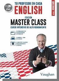TU PROFESOR EN CASA ENGLISH. EDICIÓ MASTER CLASS CURSO INTENSIVO DE ALTO RENDIMIENTO