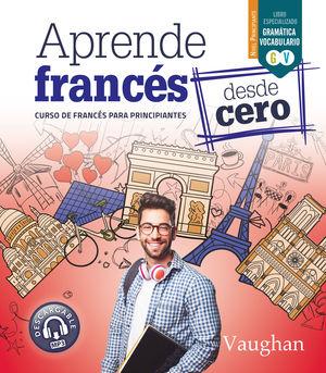 APRENDE FRANCÉS DESDE CERO