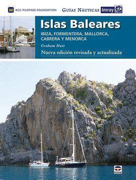 ISLAS BALEARES. GUÍAS NAUTICAS IMRAY