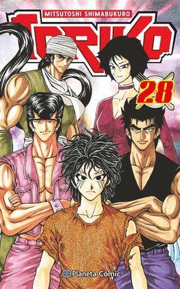 TORIKO Nº 28