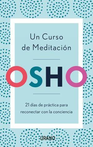CURSO DE MEDITACIÓN, UN