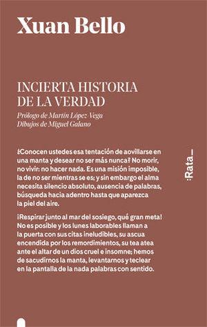 INCIERTA HISTORIA DE LA VERDAD