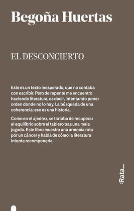 DESCONCIERTO, EL