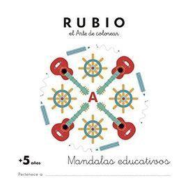 MANDALAS EDUCATIVOS +5 AÑOS
