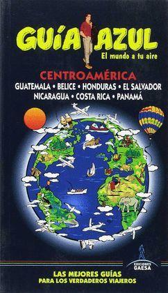 CENTROAMÉRICA, GUIA AZUL