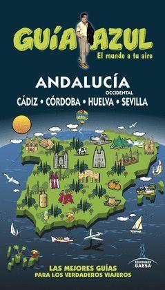 ANDALUCÍA OCCIDENTAL, GUIA AZUL