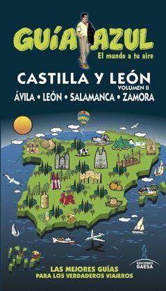 CASTILLA LEÓN II, GUIA AZUL
