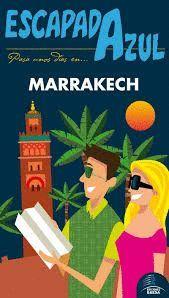 MARRAKECH, ESCAPADA AZUL