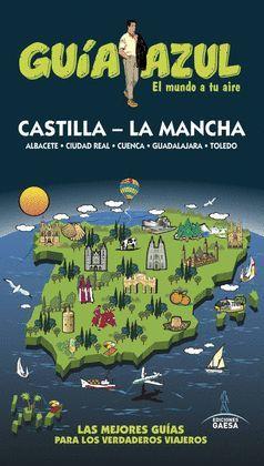 CASTILLA LA MANCHA, GUIA AZUL