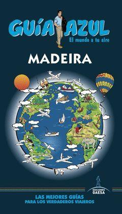 MADEIRA, GUIA AZUL