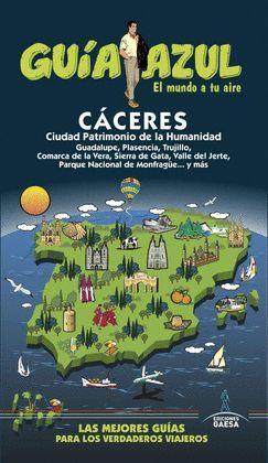 CÁCERES, GUÍA AZUL
