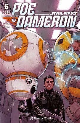 STAR WARS POE DAMERON Nº 06