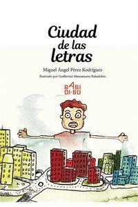 CIUDAD DE LAS LETRAS
