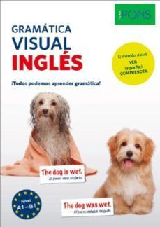 GRAMATICA VISUAL INGLES PONS - NIVEL A1/B1