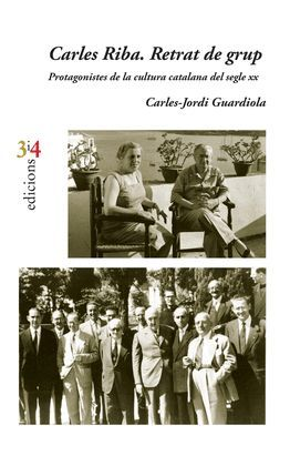 CARLES RIBA, RETRAT DE GRUP