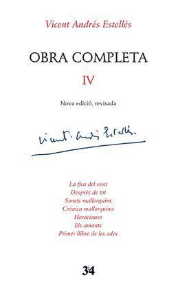 OBRA COMPLETA IV