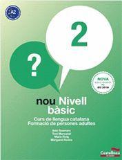 NOU NIVELL BASIC 2 - CURS DE LLENGUA CATALANA